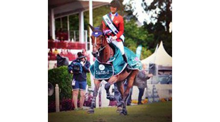 Internationally successful up to 5* - Nations' Cups for Team USA (Gijon, Falsterbo, Lisbon)