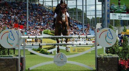 International siegreich bis Meisterschaftsniveau - Goldmedaille bei den Europameisterschaften 2013 mit Team GBR - Sieger in vielen Großen Preisen wie Oslo, Madrid und London