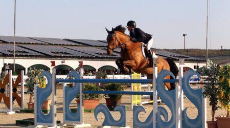 Kroatische Meisterin Junge Reiter International erfolgreich bis 1.45m